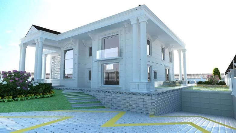 İncek 2890 C. Balta House Residential