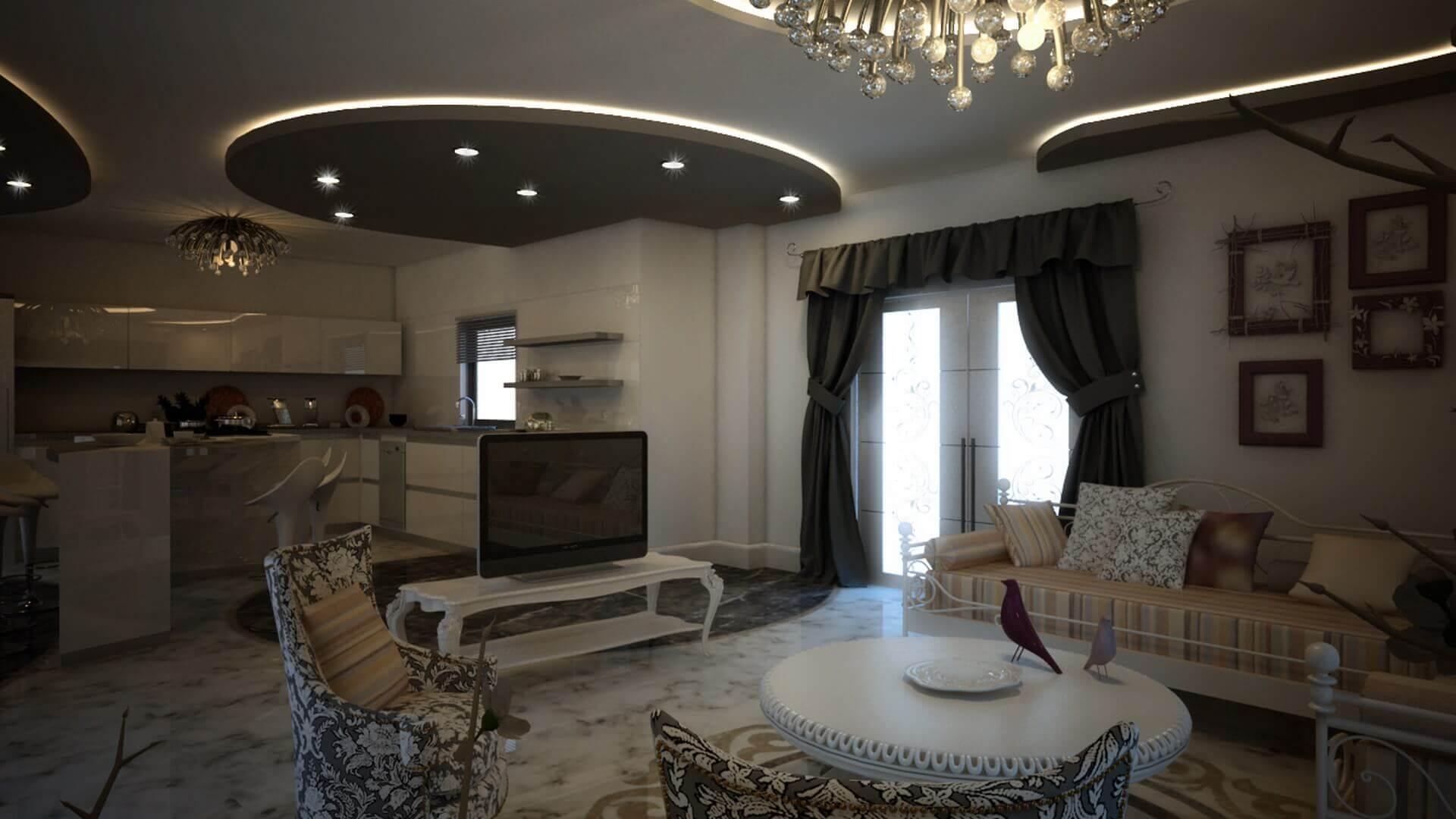 Home design 2901 C. Balta House Residential