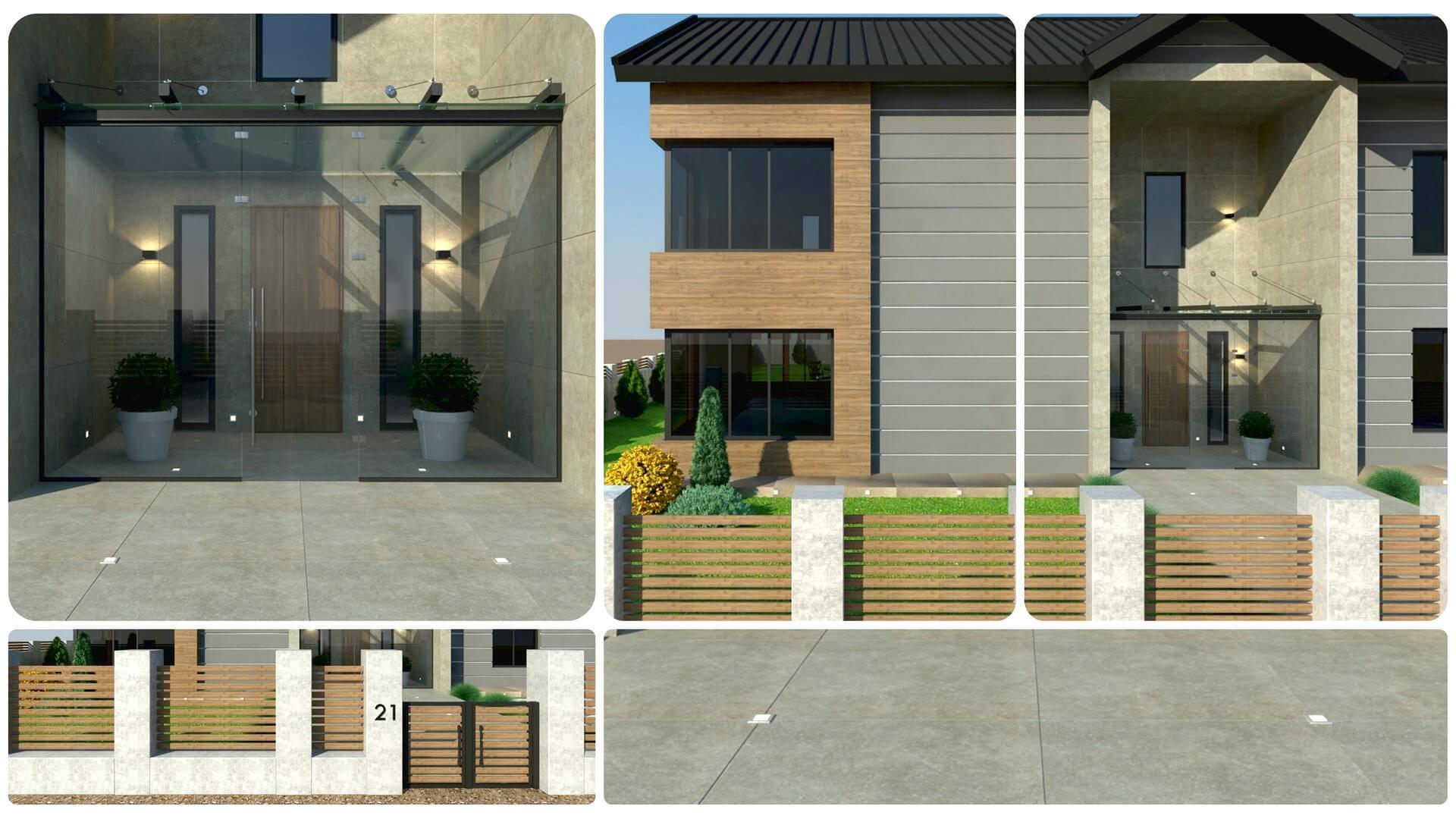 Home Decoration E. Uslu Konutu