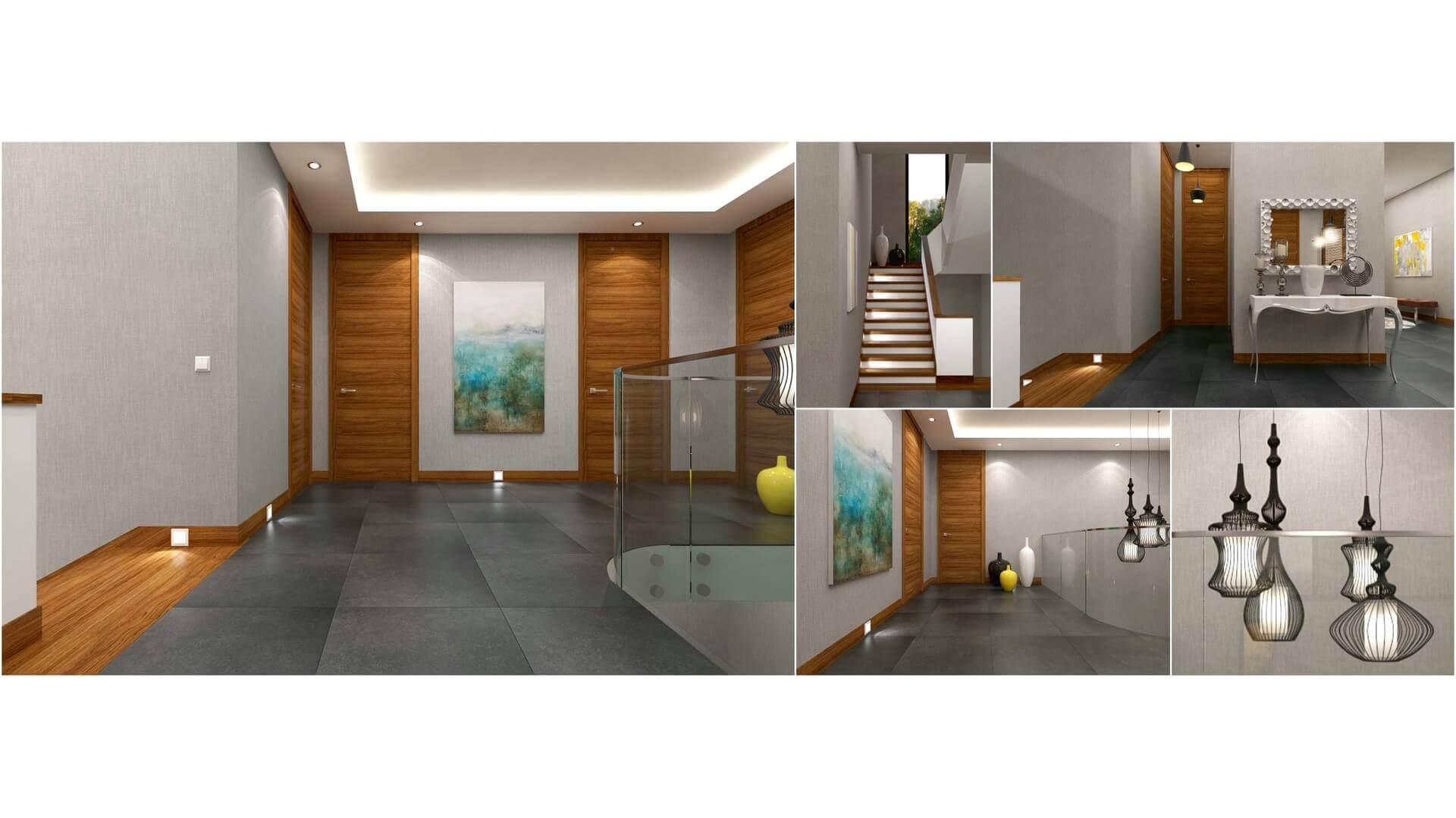 home inspiration 2964 E. Uslu Konutu Residential