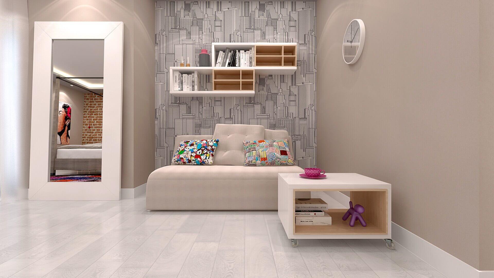 home inspiration 2976 E. Uslu Konutu Residential