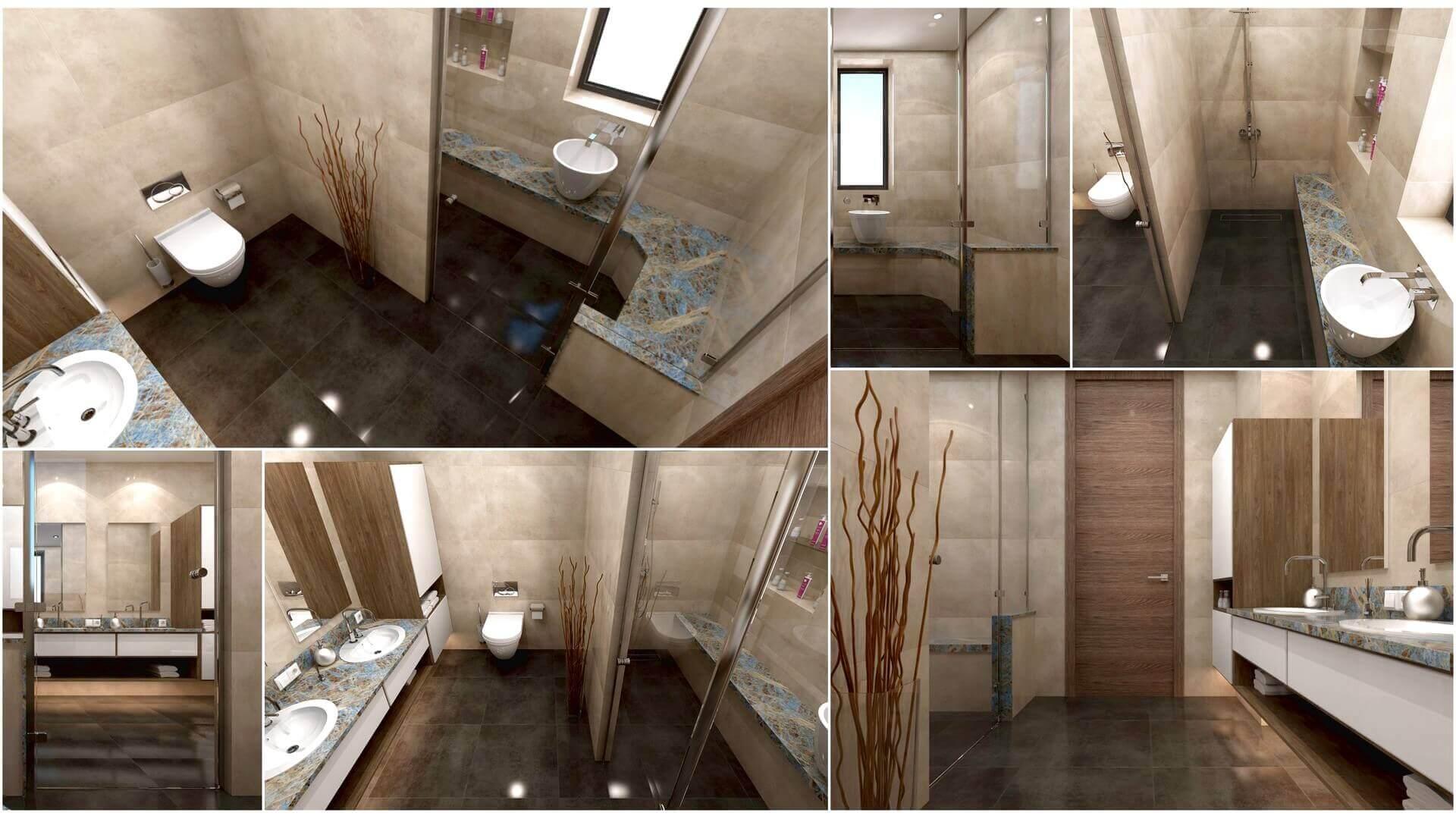 House interior architecture 3001 E. Uslu Konutu Residential