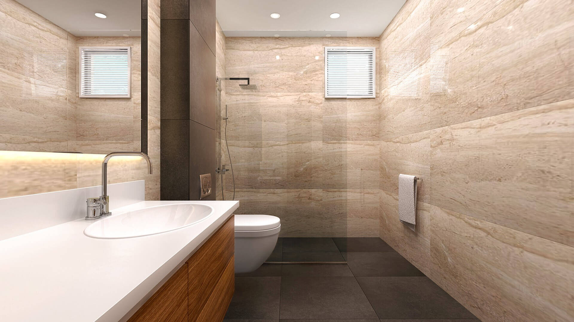 home inspiration 3006 E. Uslu Konutu Residential
