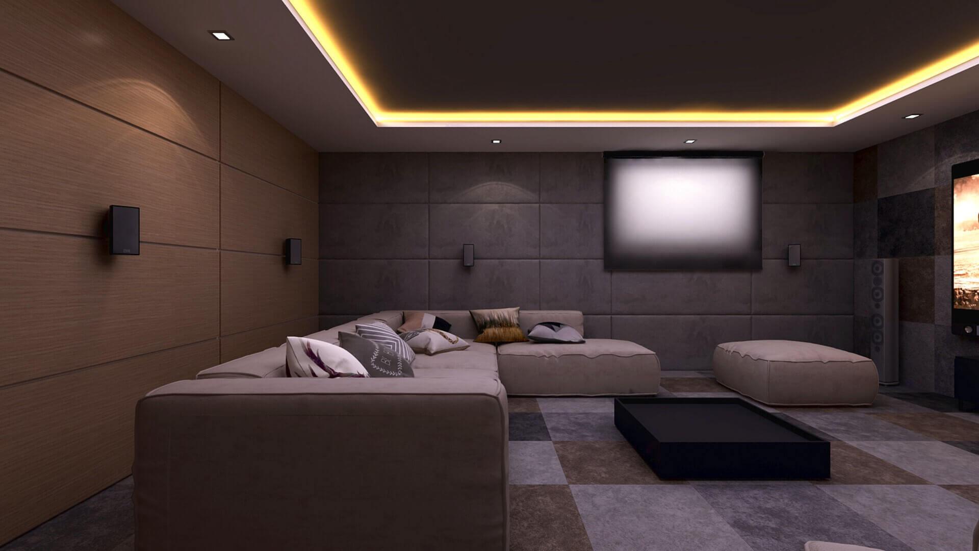 House interior architecture 3011 E. Uslu Konutu Residential