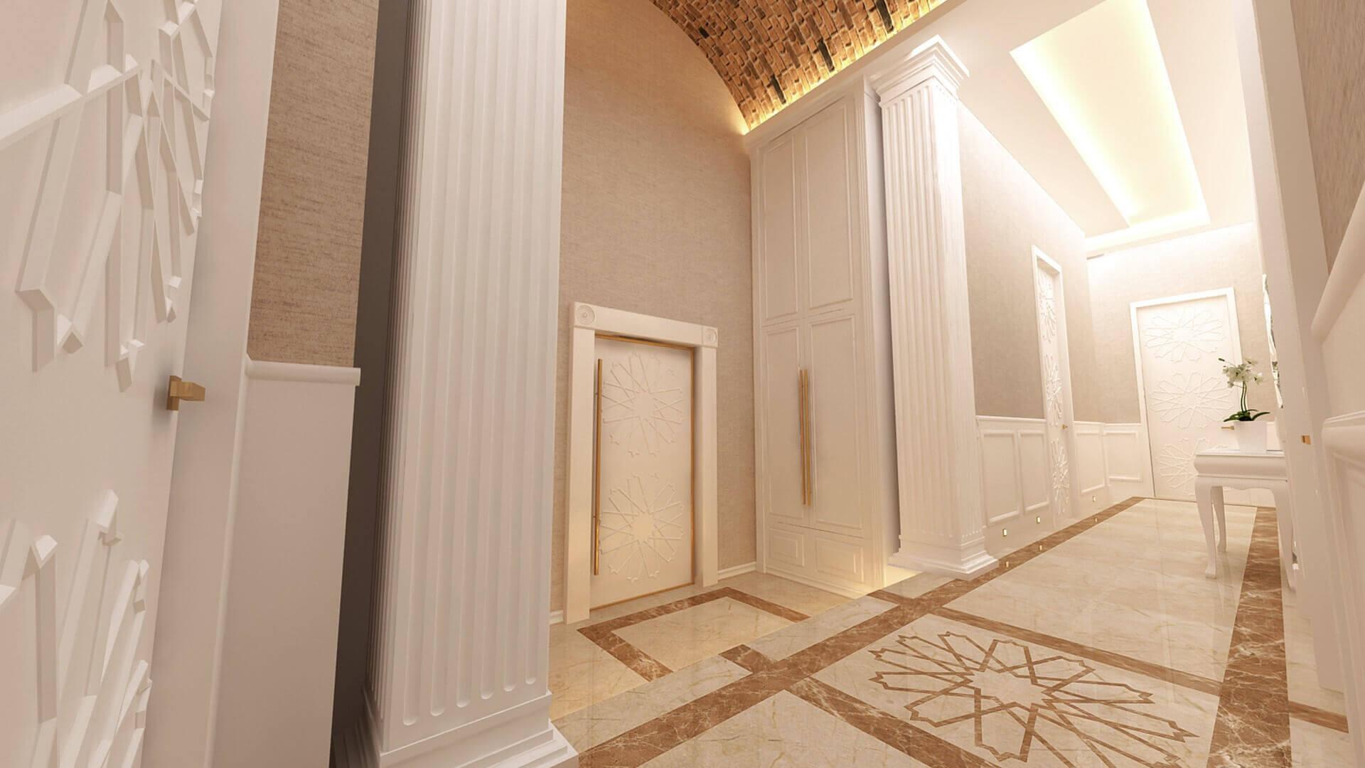 flat decoration 3025 Oran Residence Residential