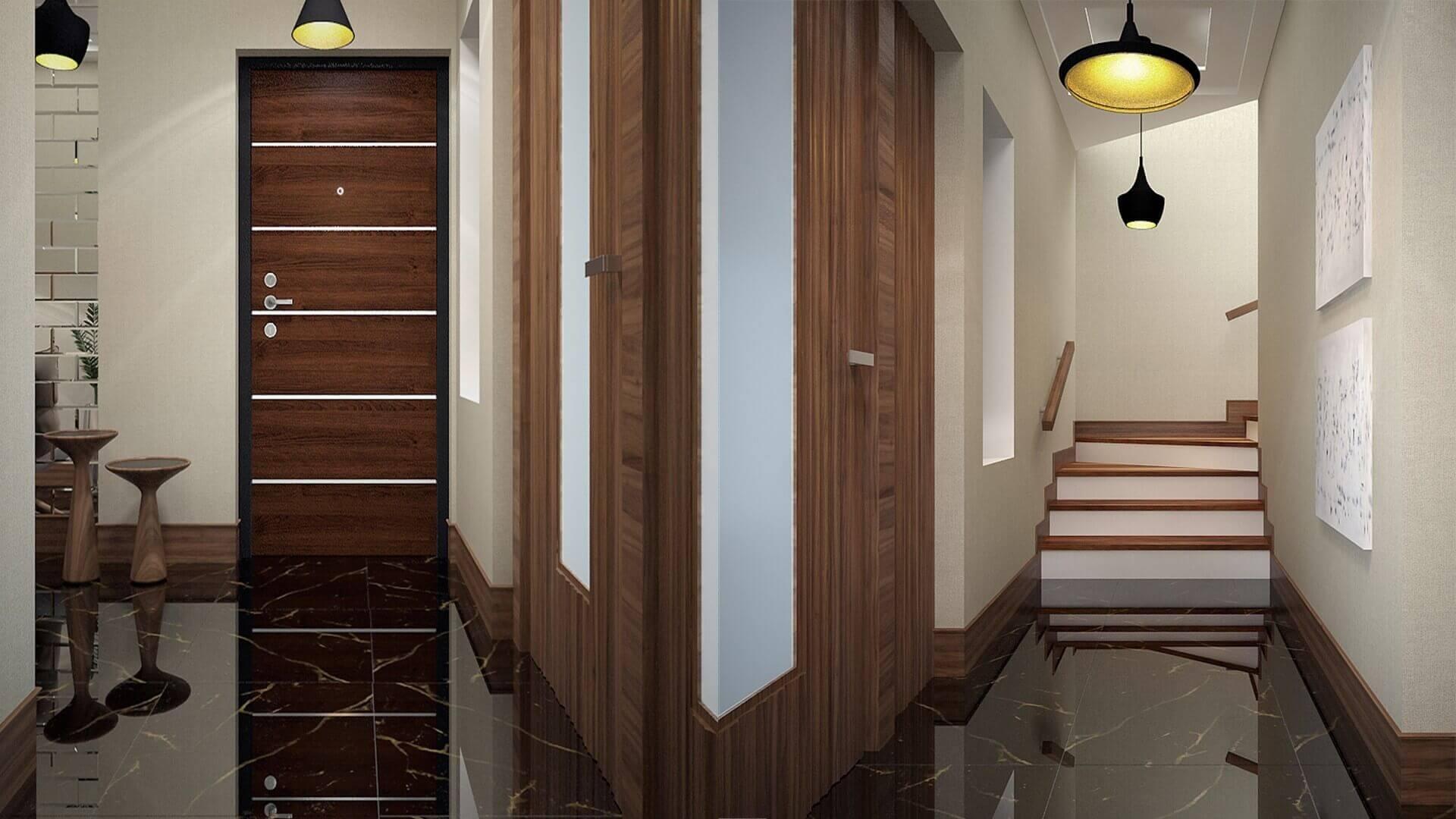 flat decoration 3050 C. Tombuloglu Flat Residential