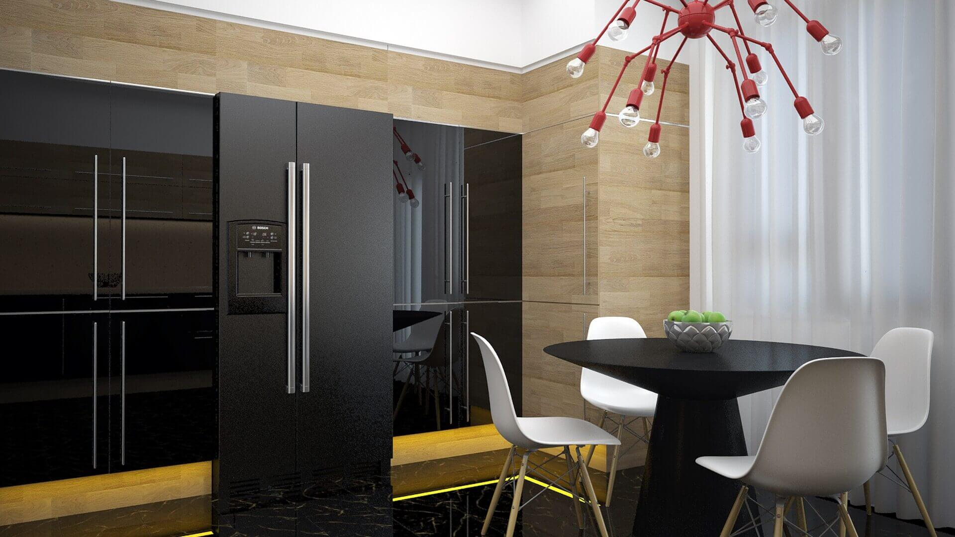 Home decoration 3051 C. Tombuloglu Flat Residential