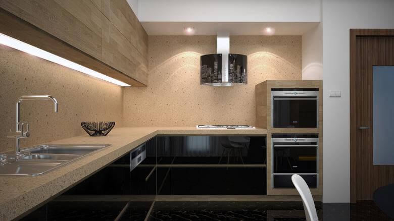 flat decoration 3055 C. Tombuloglu Flat Residential