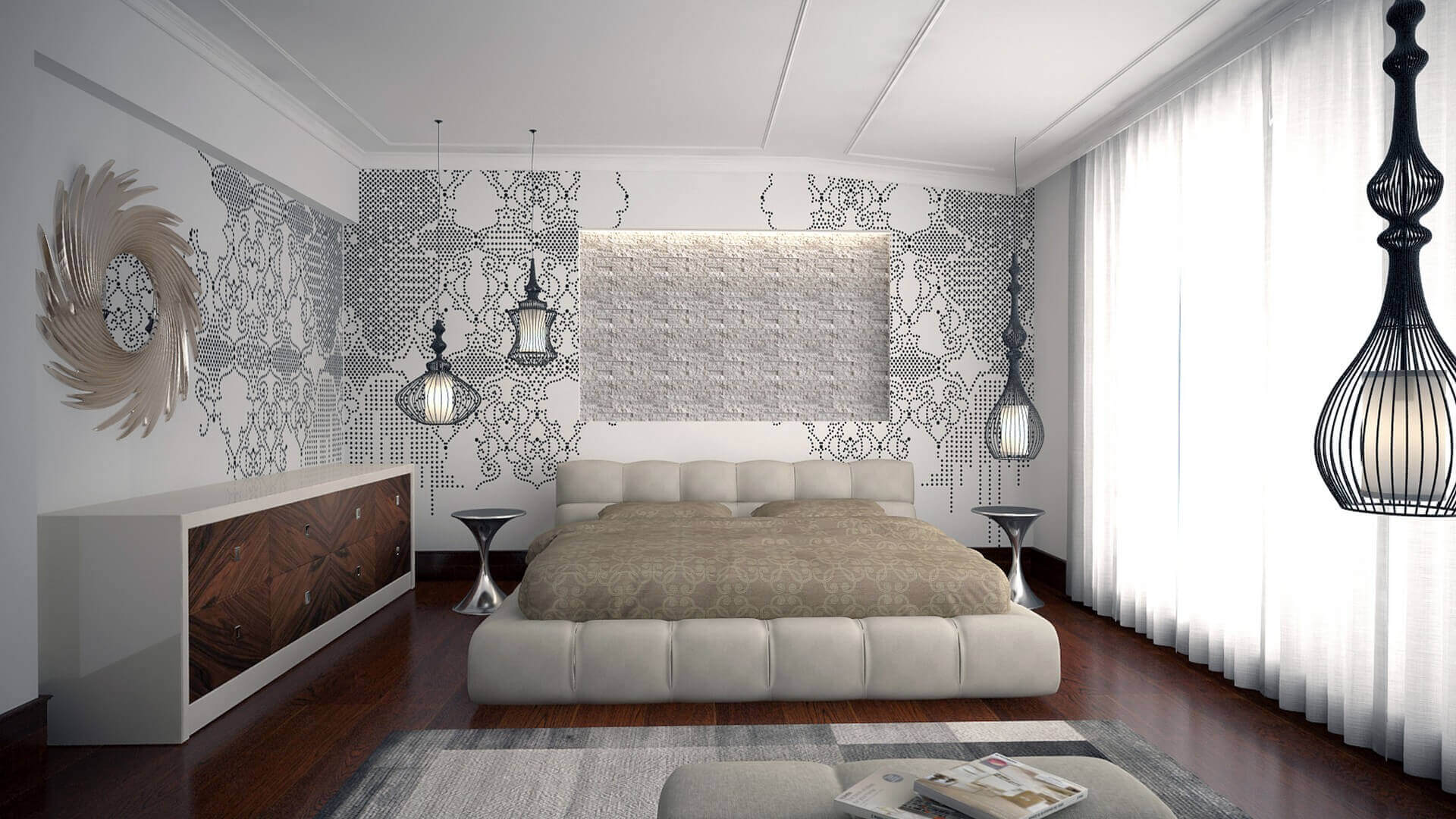 home inspiration 3069 C. Tombuloglu Flat Residential