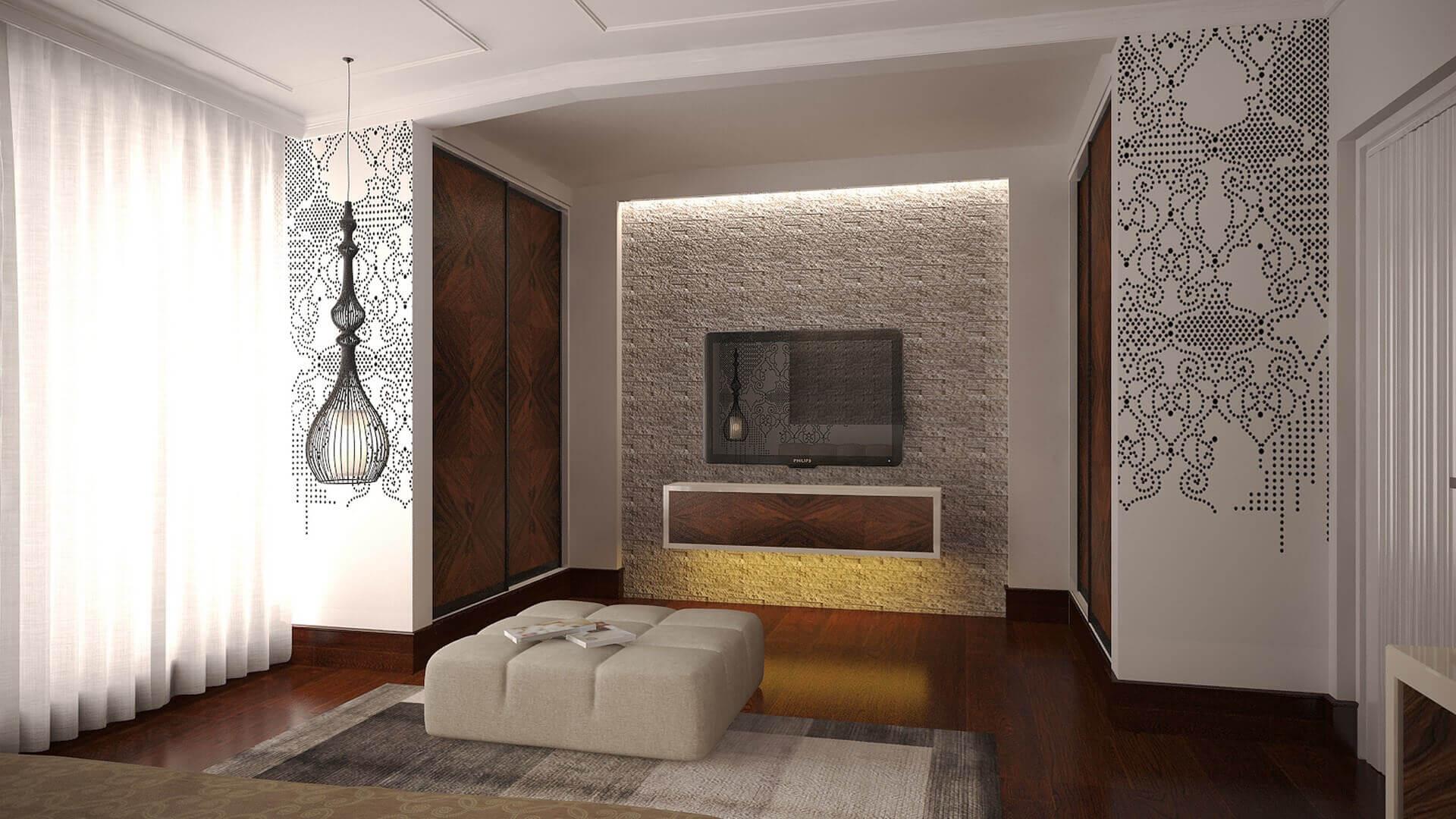 flat decoration 3070 C. Tombuloglu Flat Residential