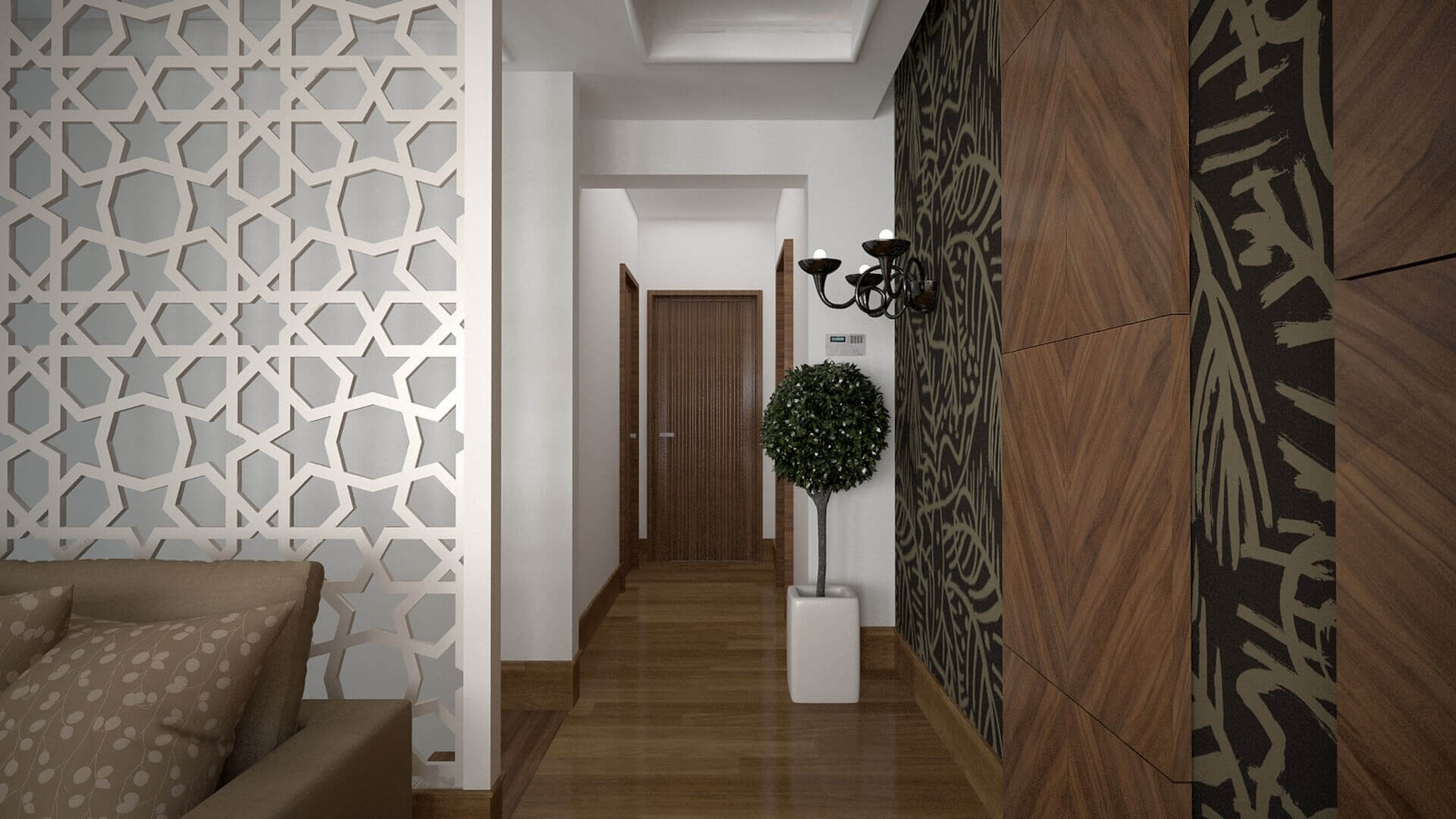 home inspiration 3072 C. Tombuloglu Flat Residential