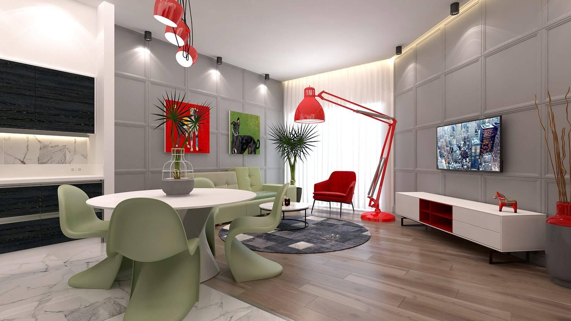 Sinpaş Altınoran 3083 L. Tanal Flat Residential