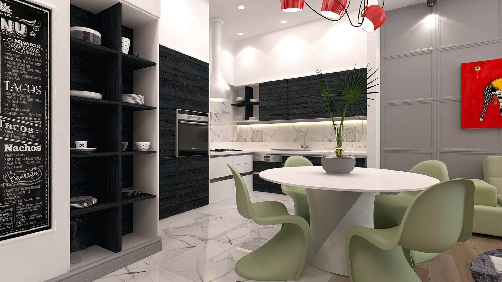 home inspiration 3087 L. Tanal Flat Residential