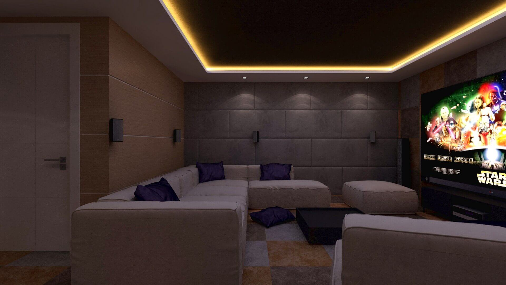 flat decoration 3140 SA House Residential