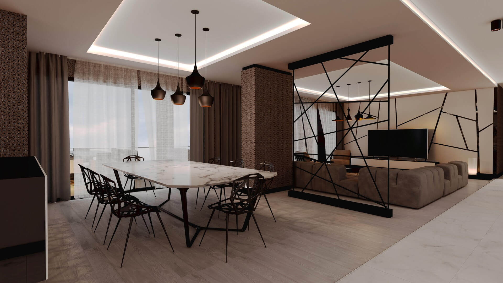 home inspiration 3141 Signature Penthouse Residential