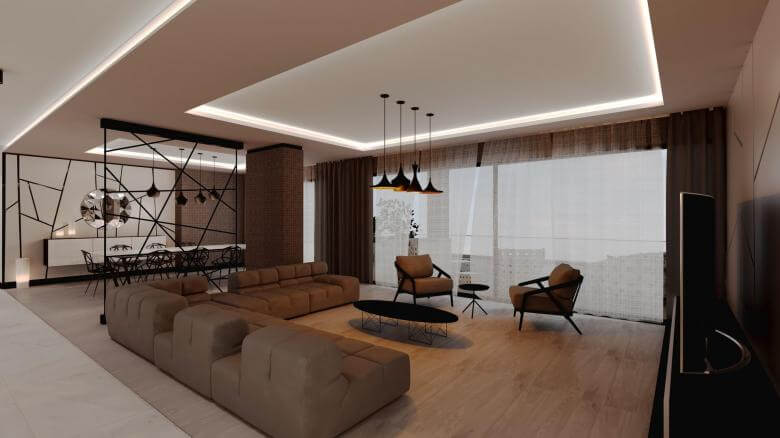 Nairobi 3142 Signature Penthouse Residential