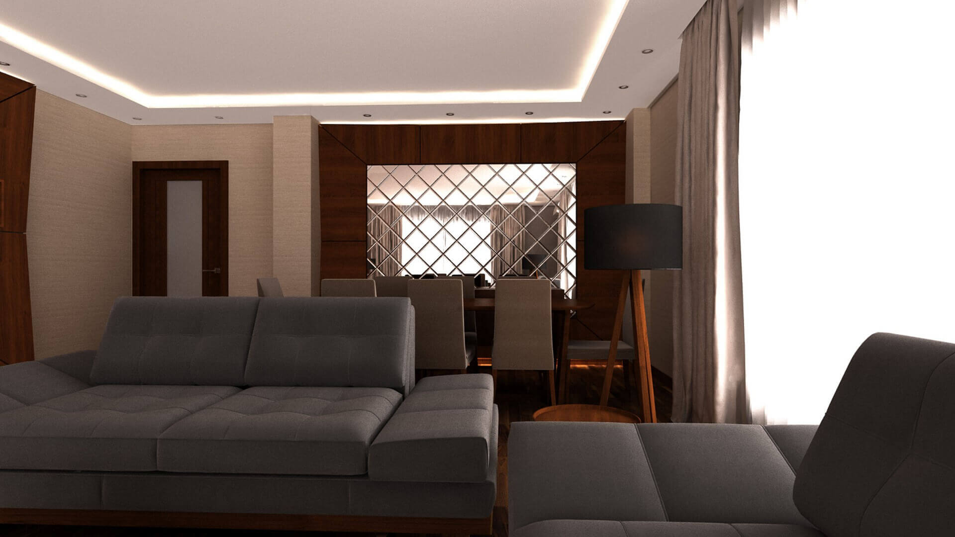 flat decoration 3155 M. Kesik Flat Residential