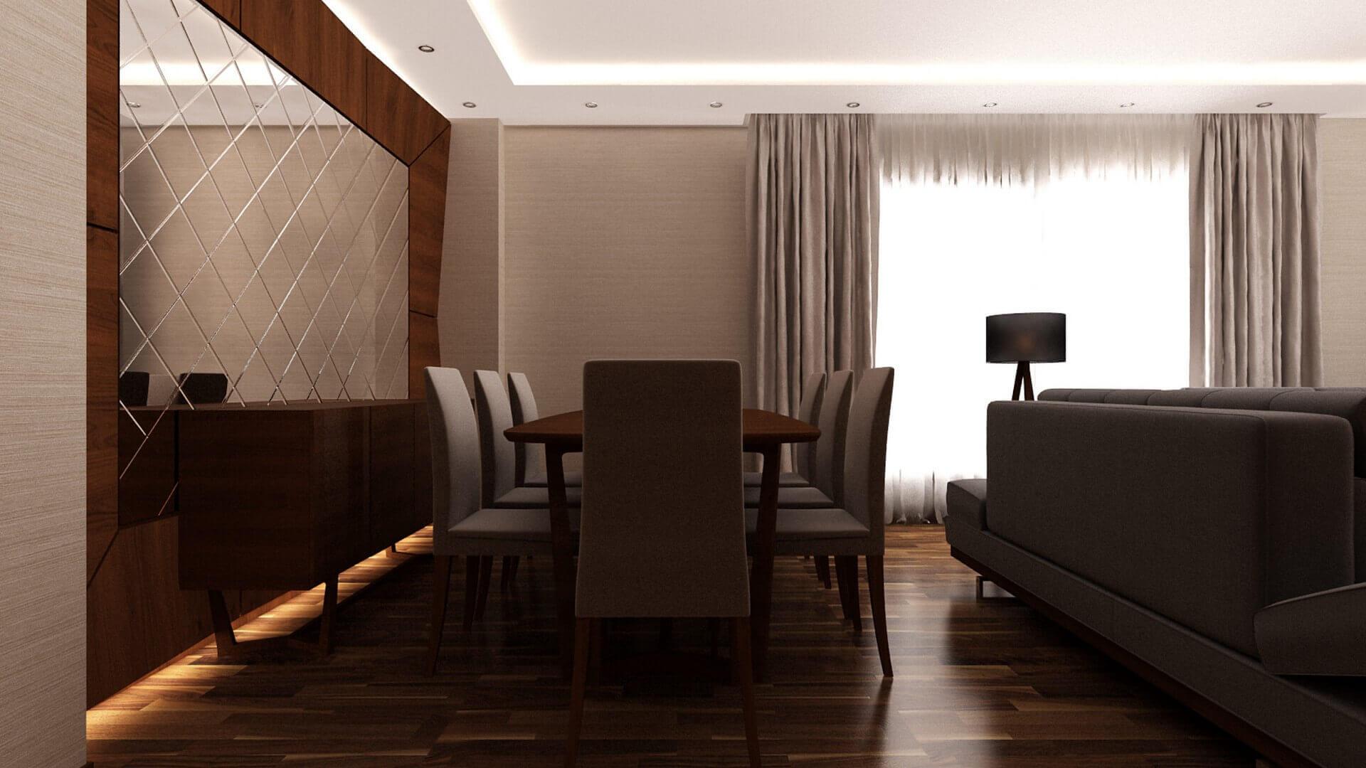 home inspiration 3168 M. Kesik Flat Residential