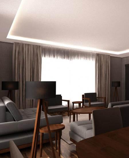 M. Kesik Flat Residential