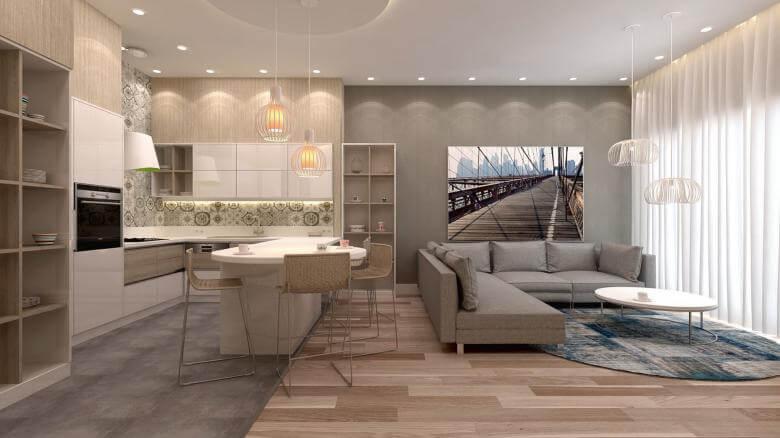 3190 D. Aslan Flat Residential