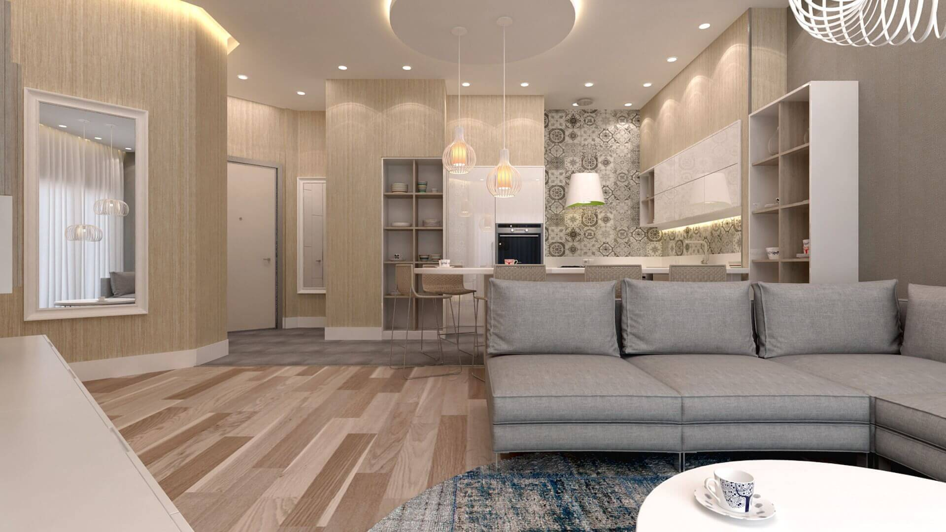 Ankara incomplete house 3191 D. Aslan Flat Residential