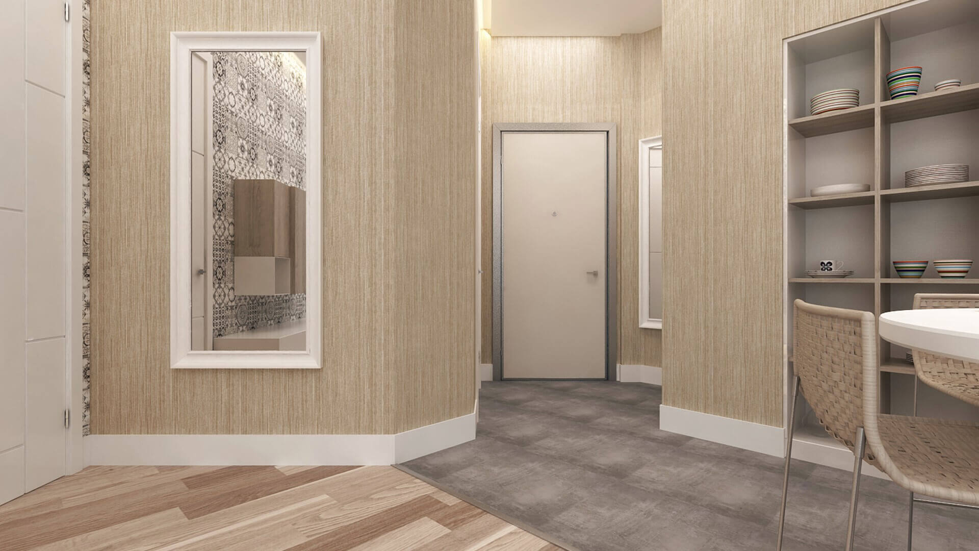 3196 D. Aslan Flat Residential