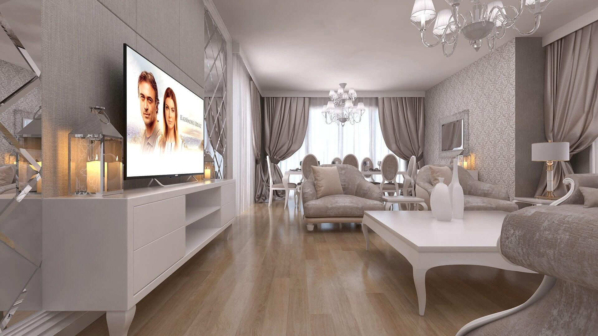 home decoration 3208 S. Ekinci House Residential