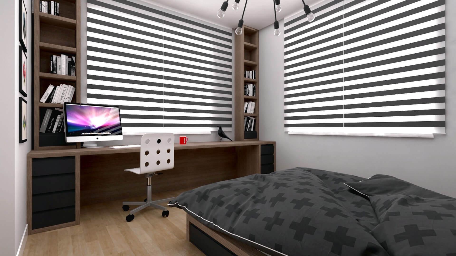flat decoration 3230 S. Ekinci House Residential