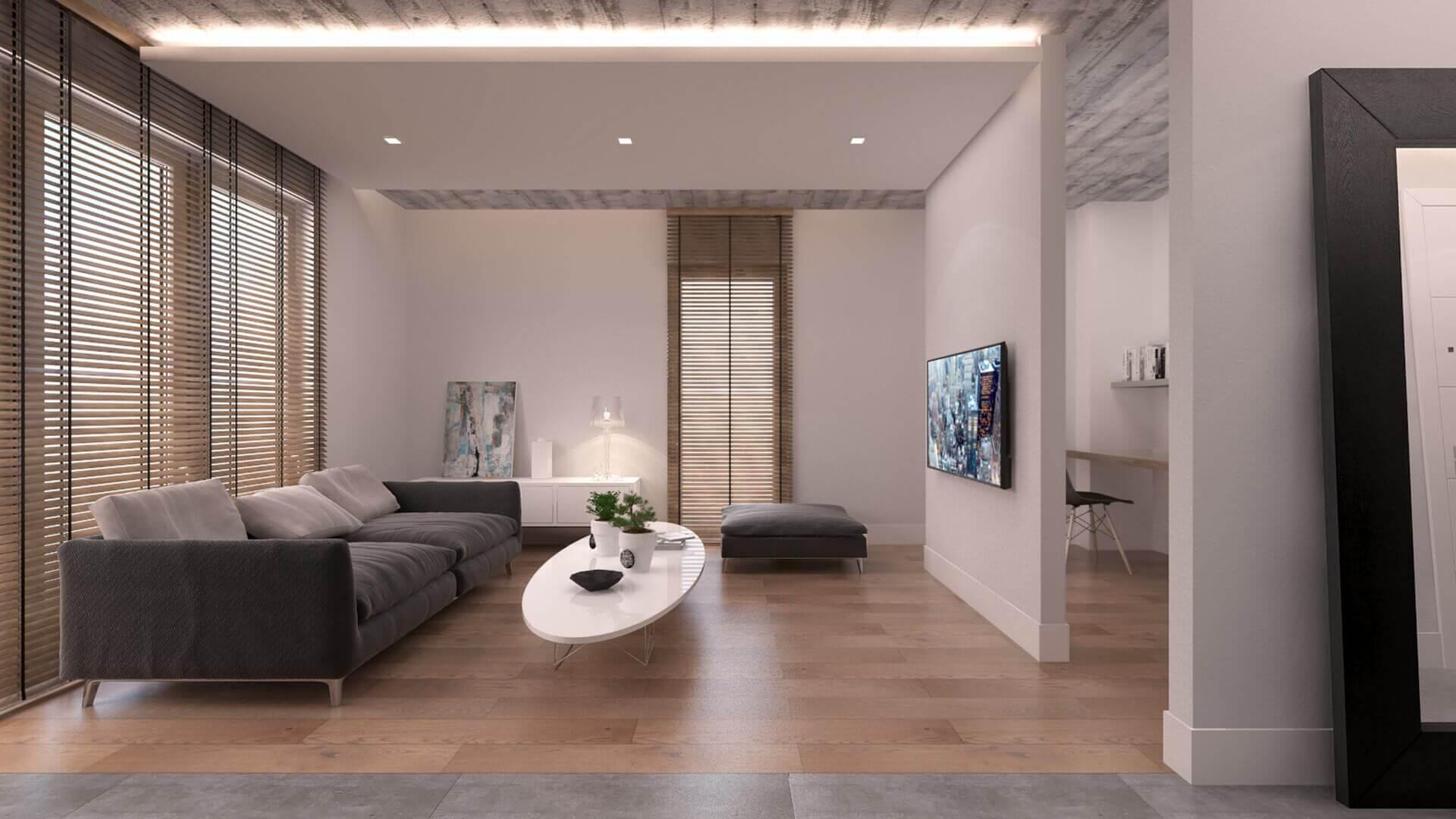 3242 AJ Flat Residential