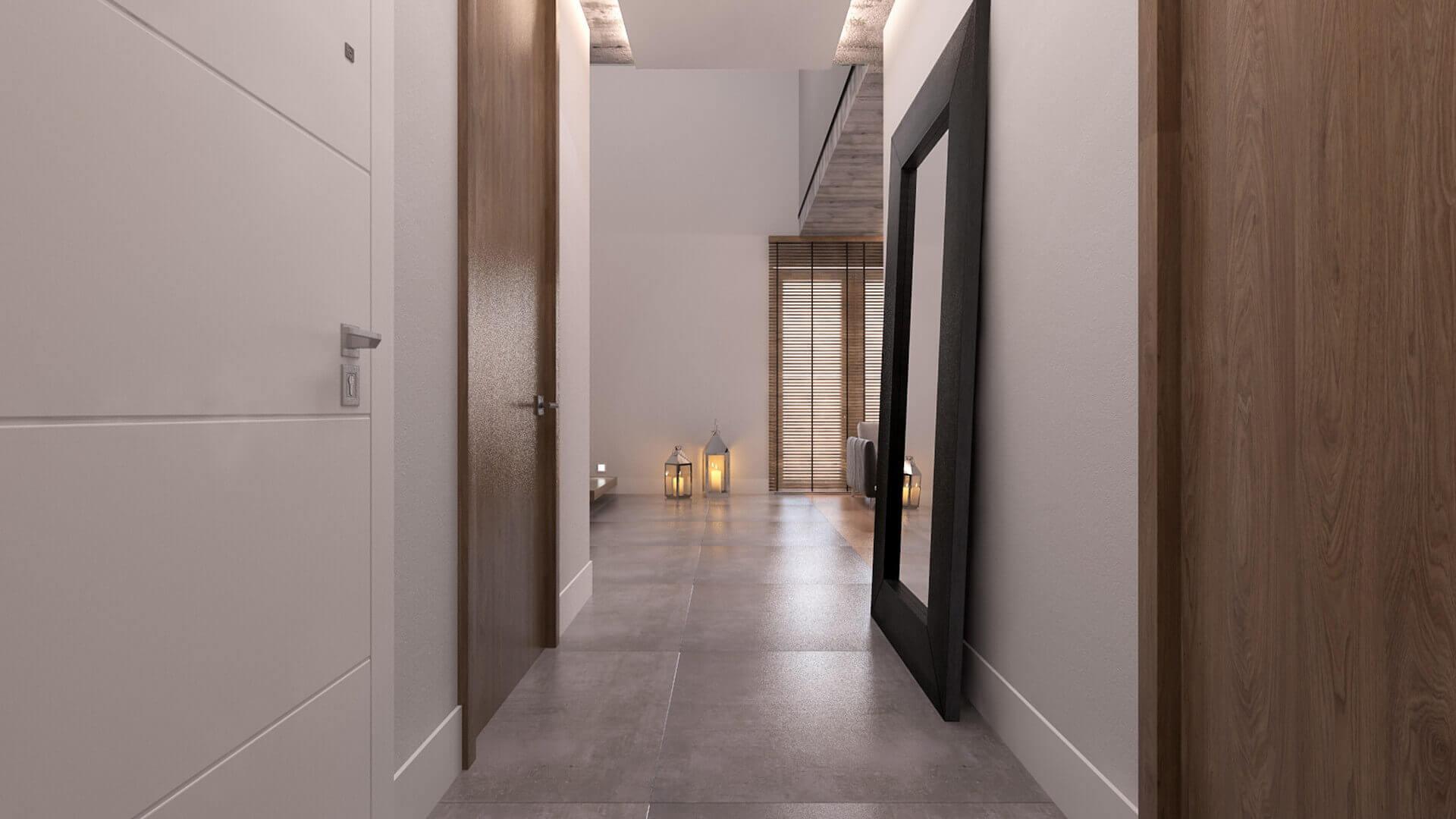 flat decoration 3250 AJ Flat Residential