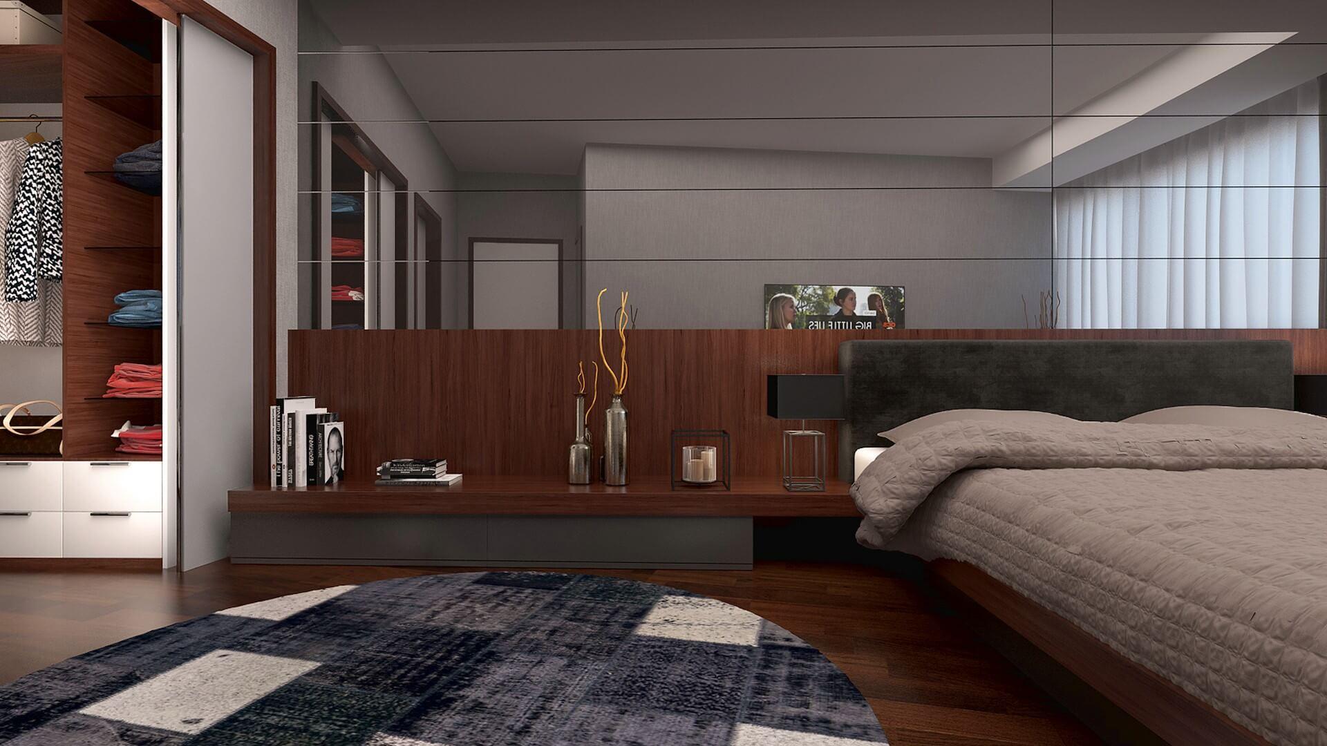 H. Aslan Flat, Residential