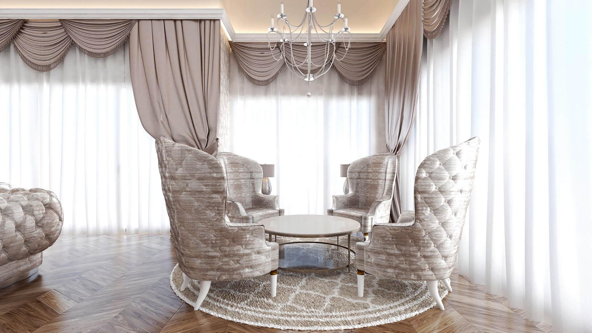 flat decoration 3290 S. Aslan Flat Residential