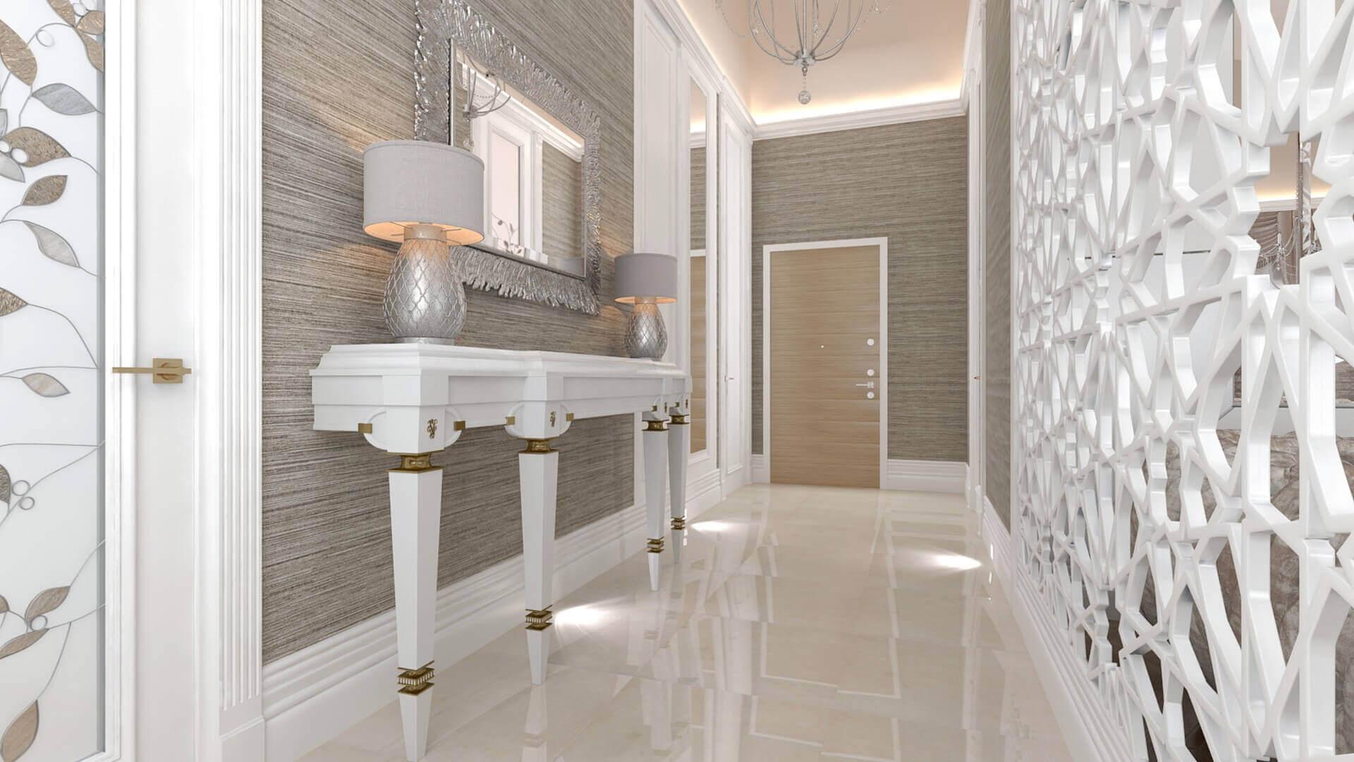 flat decoration 3295 S. Aslan Flat Residential