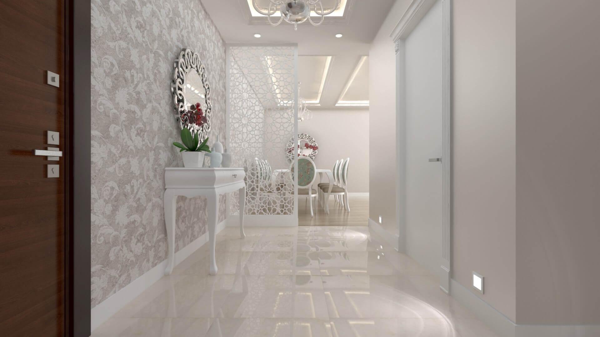 Yukarı Ayrancı 3307 D. Unal Flat Residential