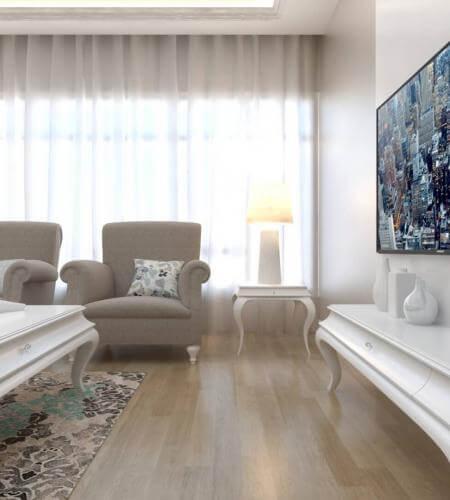 Natamam villa design 3311 D. Unal Flat