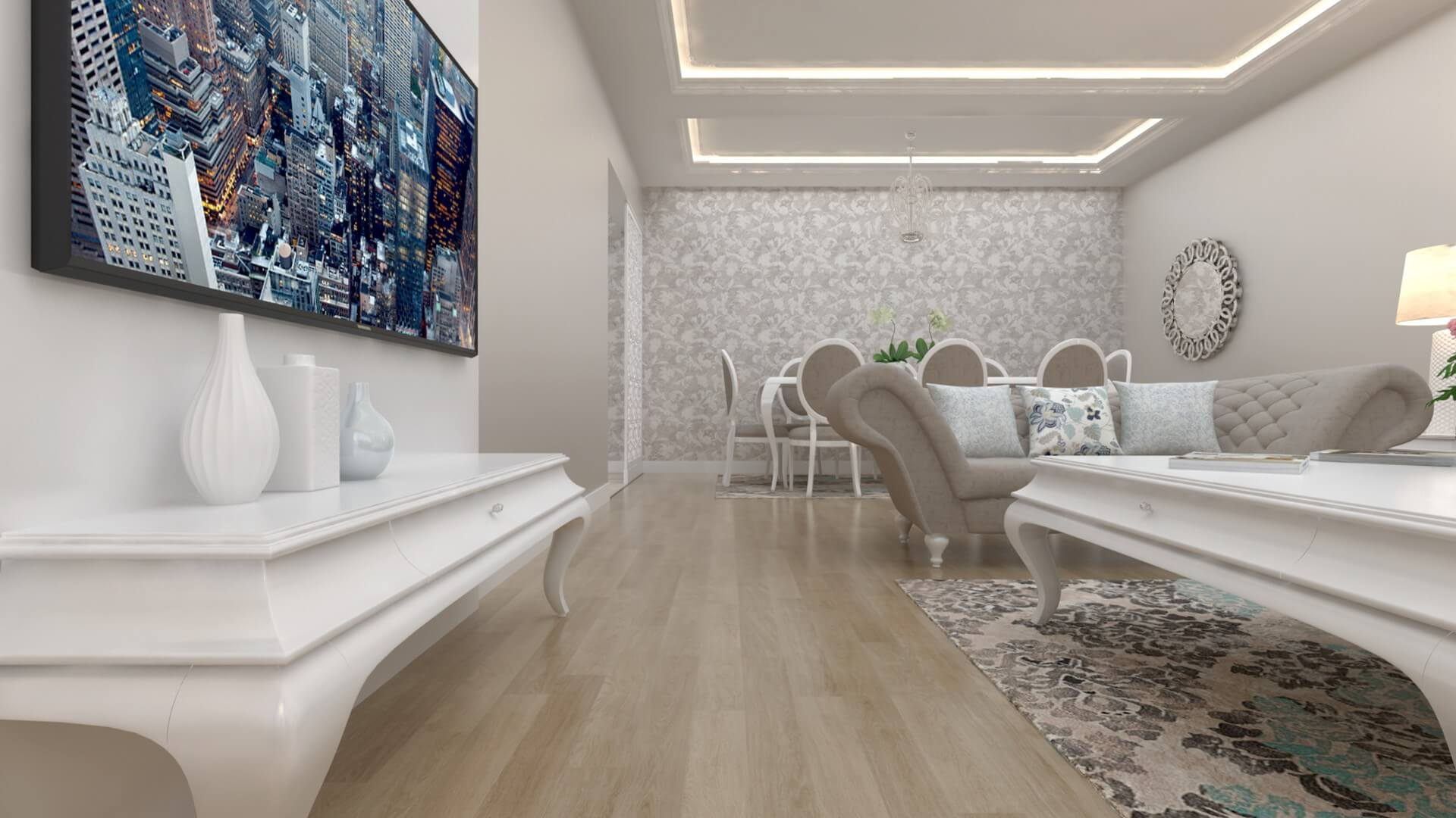D. Unal Flat, Residential