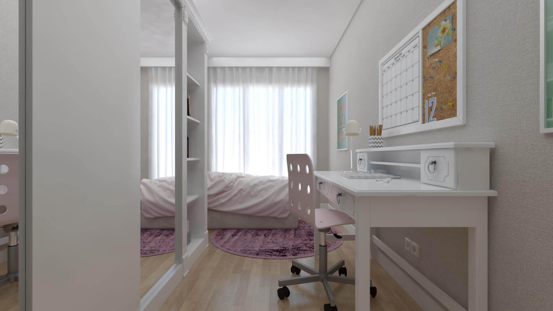 3316 D. Unal Flat Residential