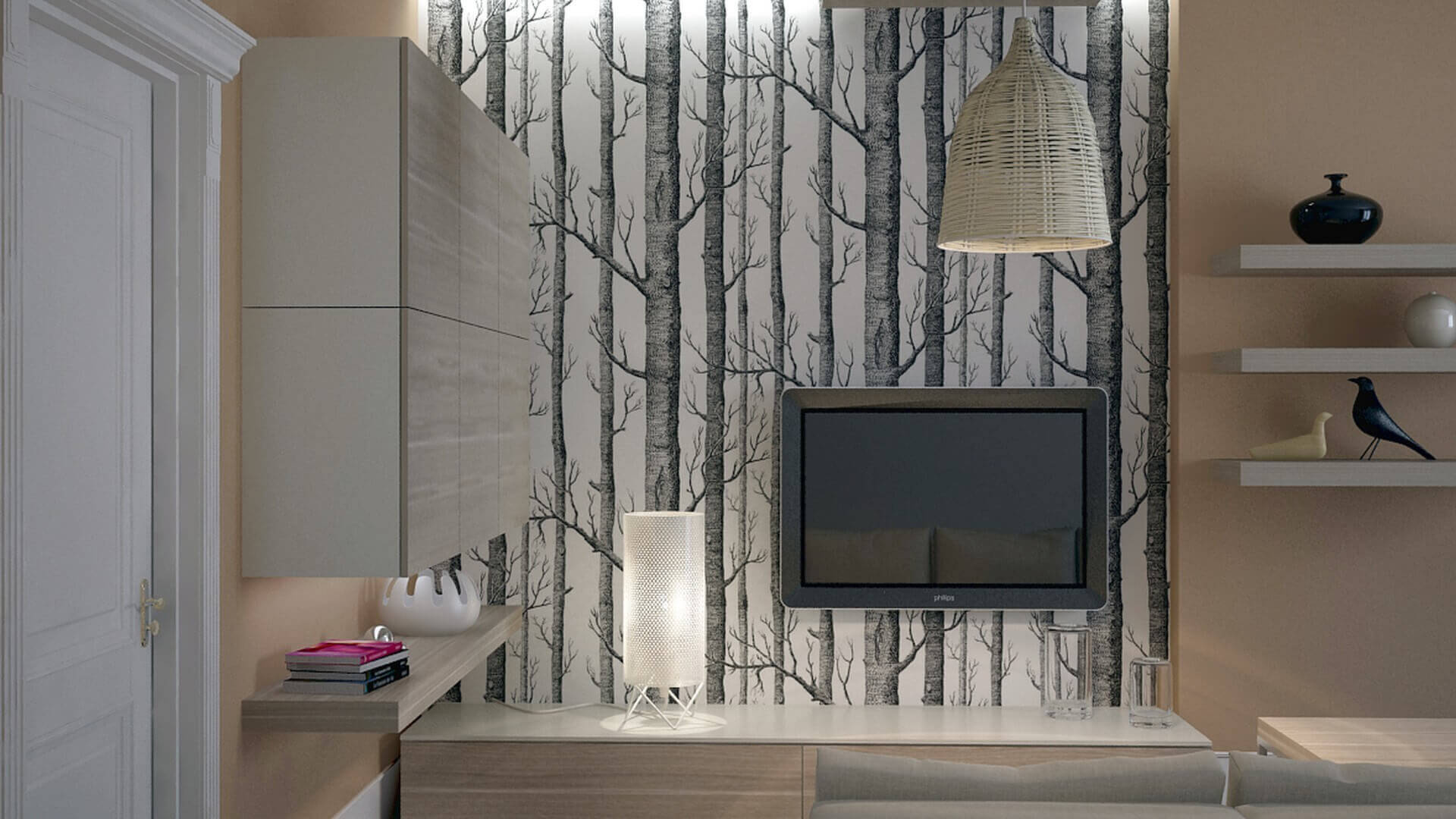 home decoration 3328 FK Flat Residential