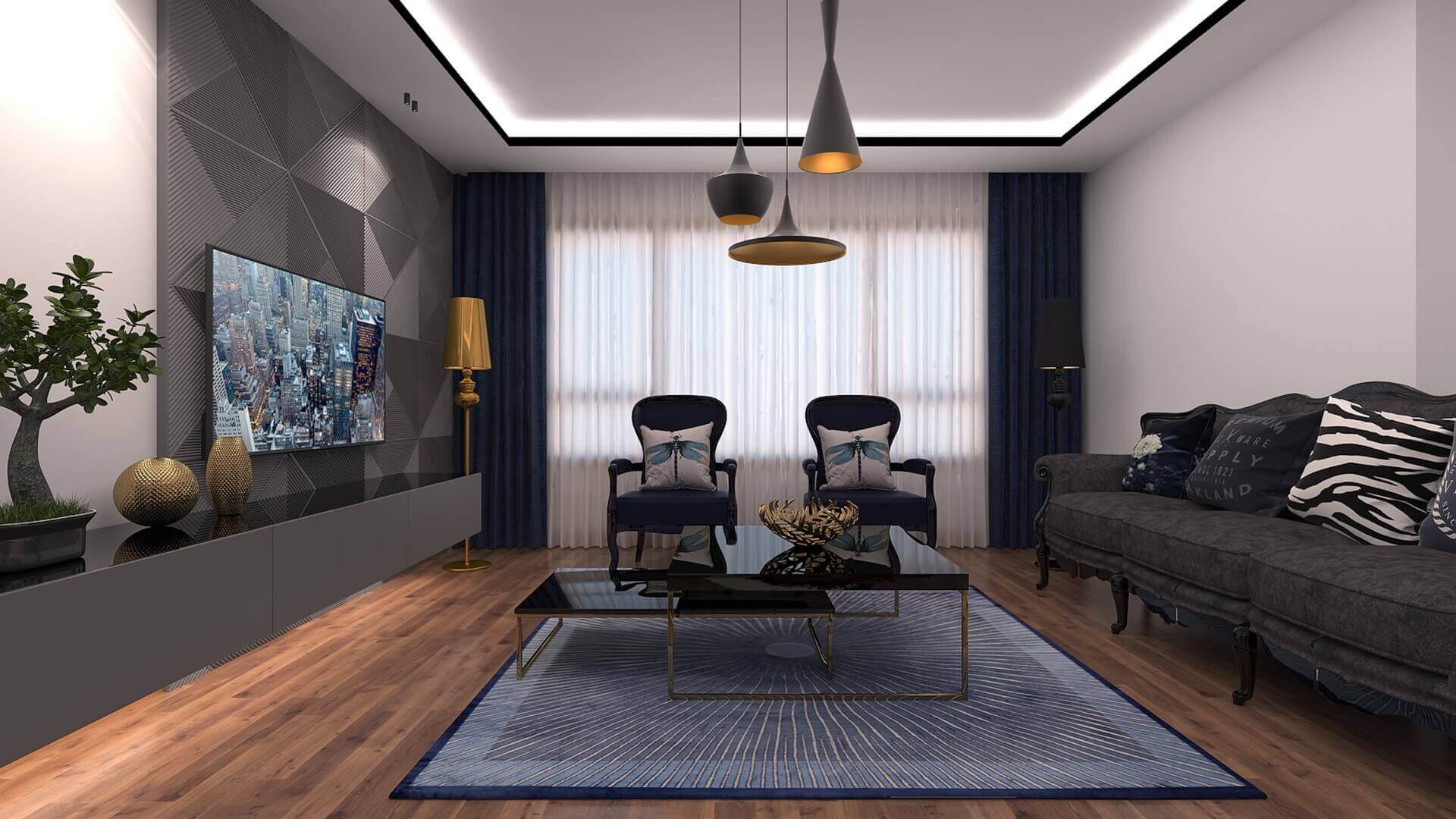 home inspiration 3339 A. Erbas Flat Residential