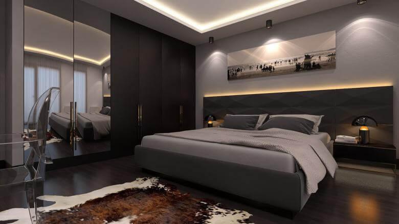 flat decoration 3345 A. Erbas Flat Residential
