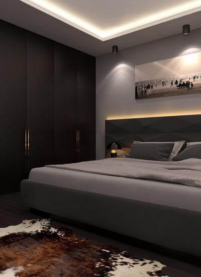 Natamam home interior design  A. Erbas Flat Residential