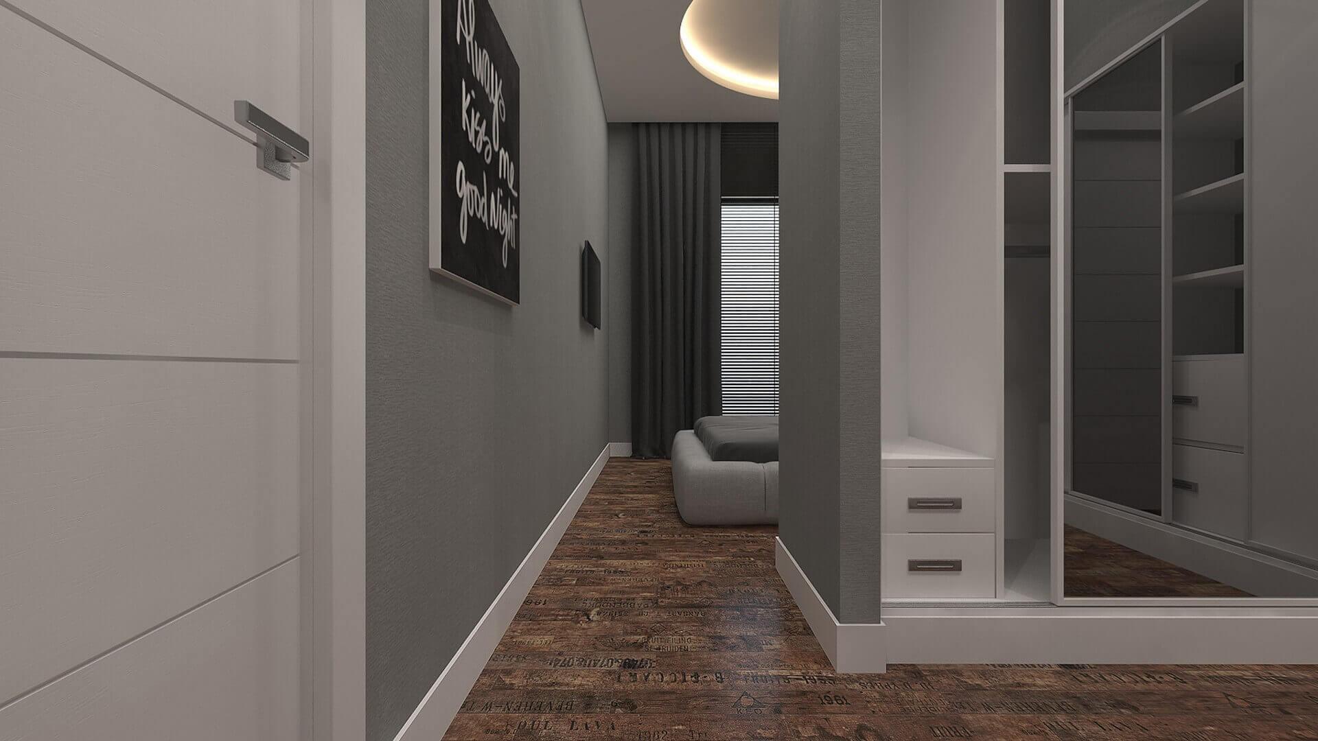 3346 B. Yilmaz Flat Residential