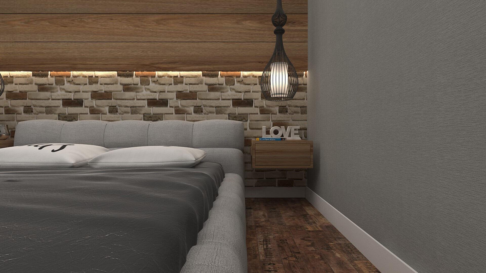 home inspiration 3348 B. Yilmaz Flat Residential