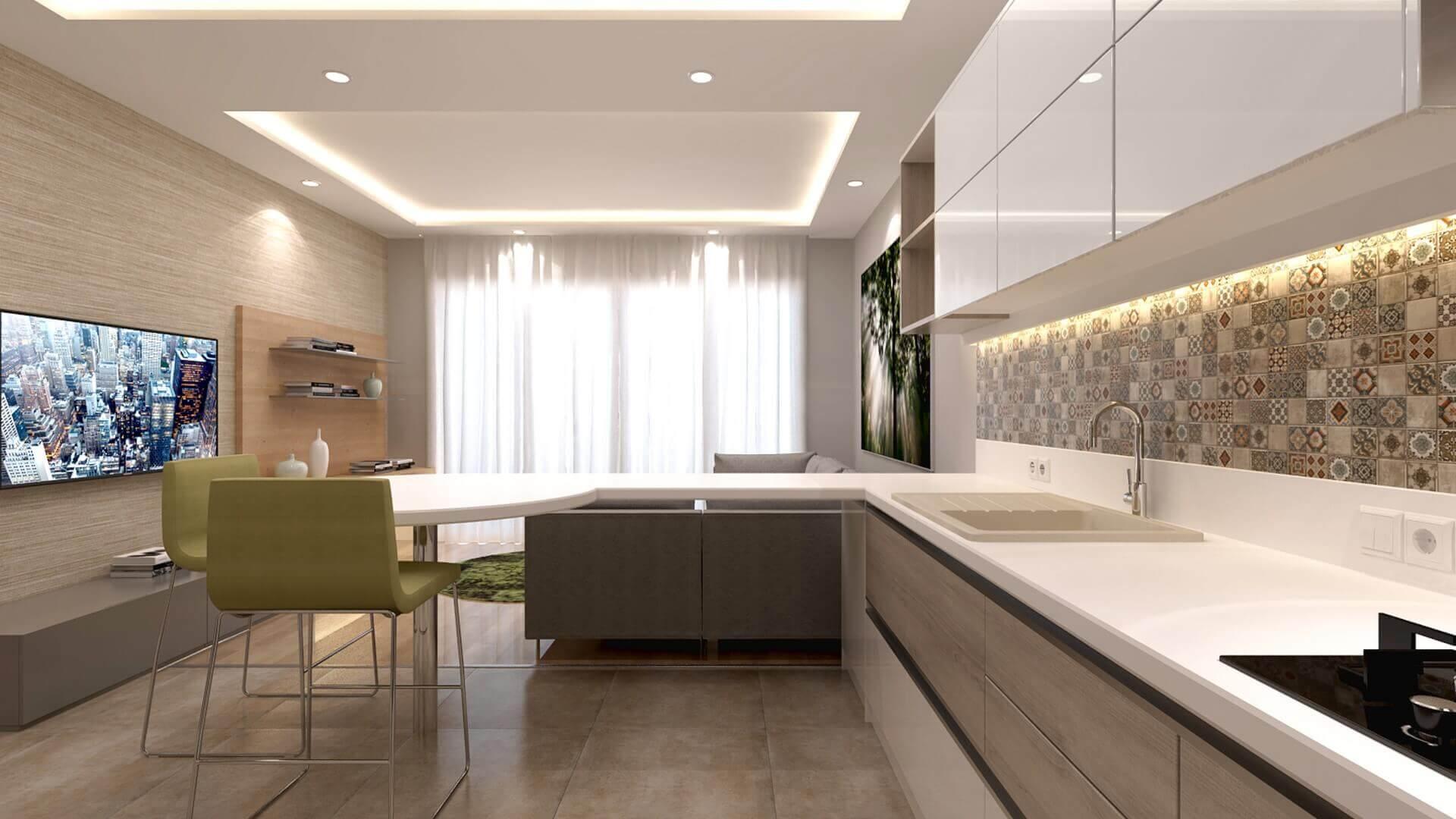 3356 F. Kulahci Flat Residential