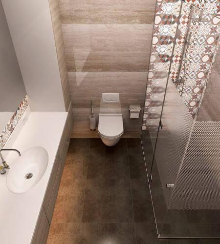 Ankara home projects  F. Kulahci Flat Residential