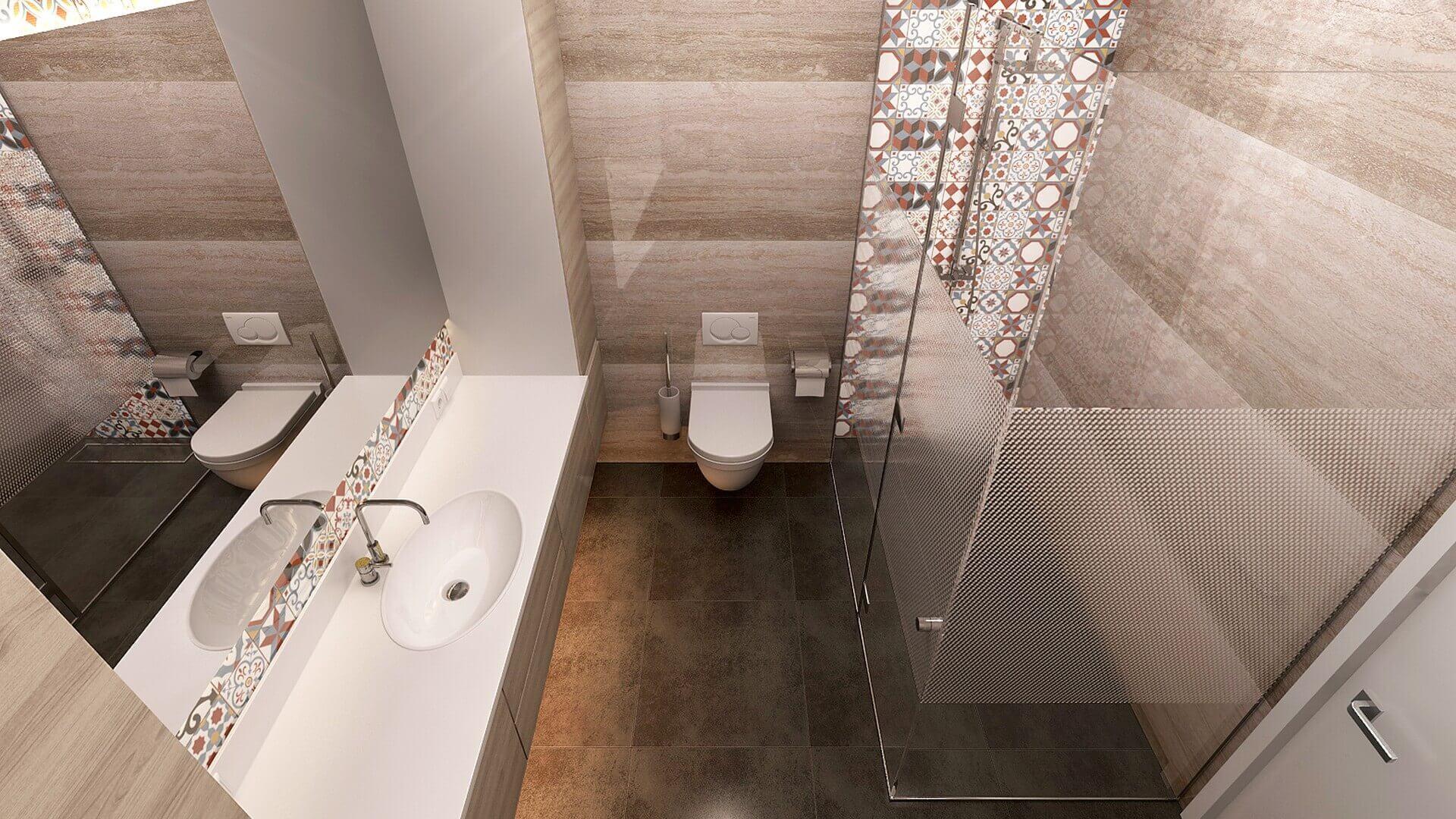 Luxury house design 3361 F. Kulahci Flat Residential
