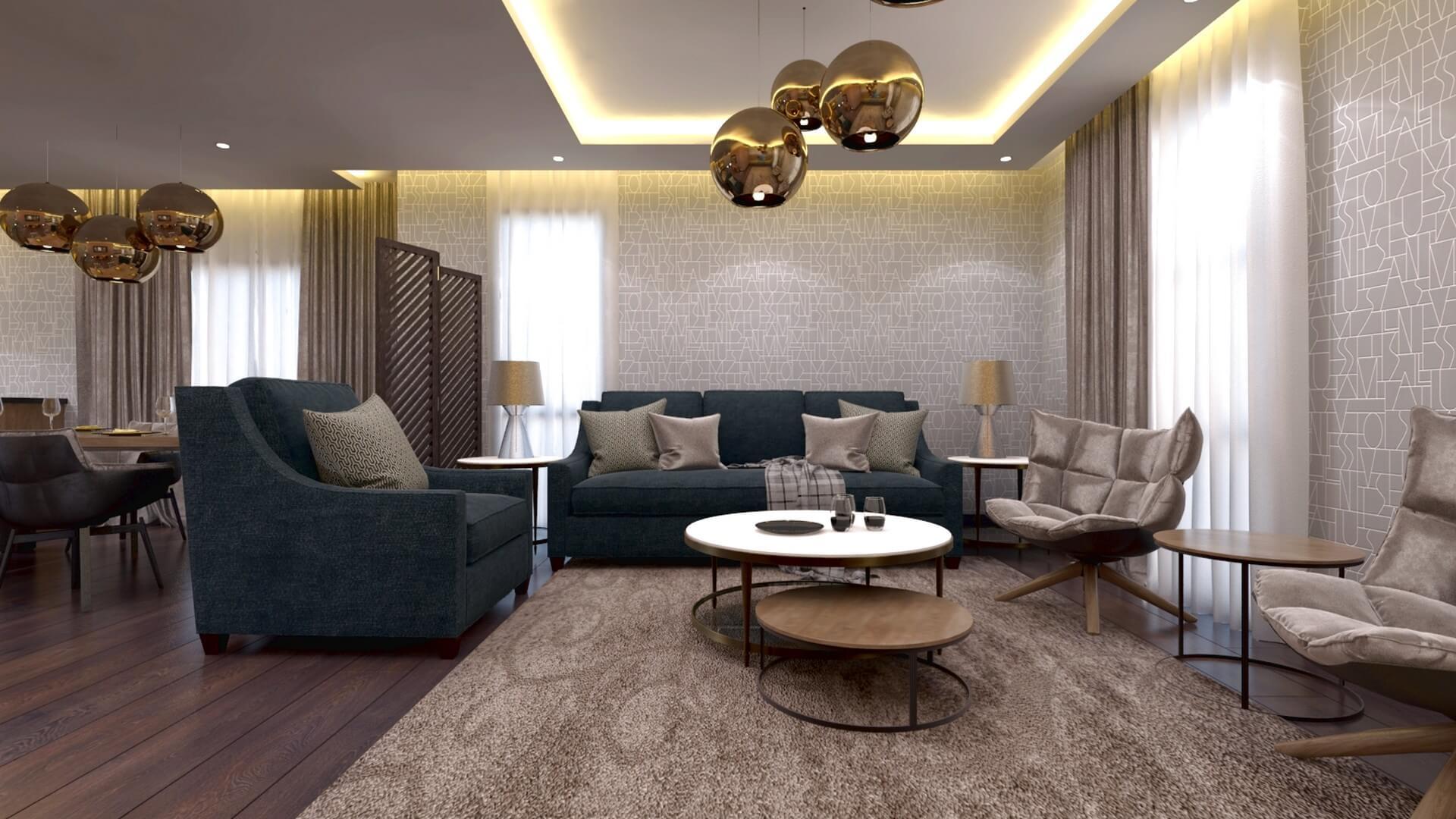 S. Dedeoglu Flat, Residential