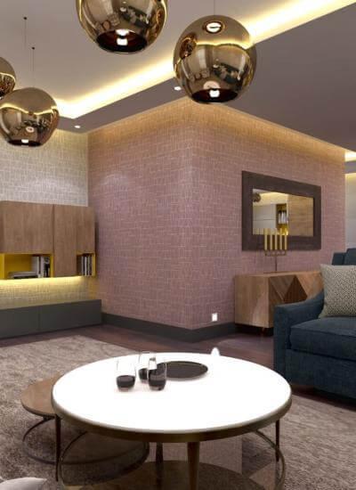 Ankara home projects  S. Dedeoglu Flat Residential