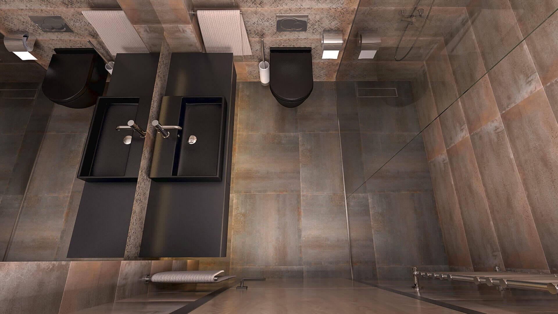 Villa interior design 3391 S. Dedeoglu Flat Residential
