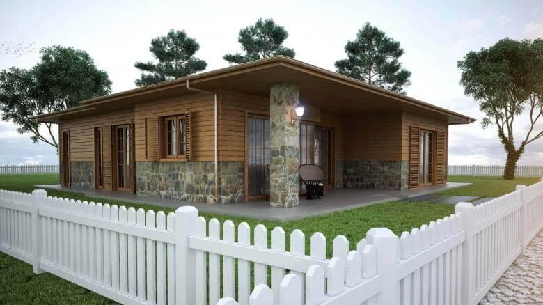 home inspiration 3399 Ecological Village Muratli Residential